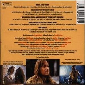 Hercules Soundtrack 3 Backcover