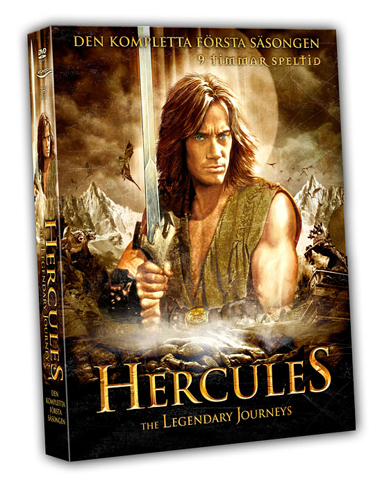 Hercules - The Legendary Journeys - Volume 1