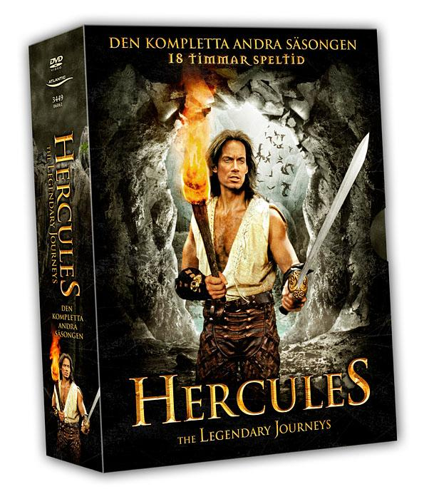 Hercules - The Legendary Journeys - Volume 2