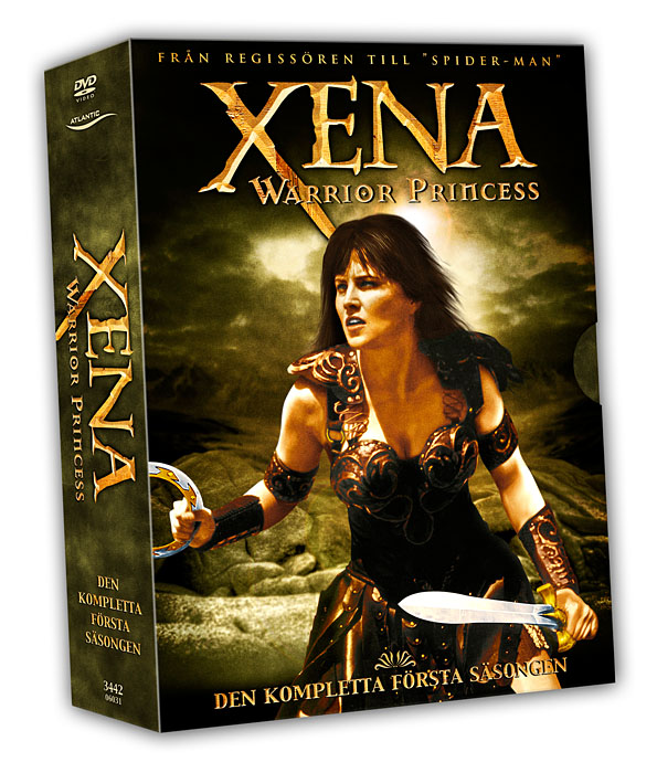 Xena - Warrior Princess - Volume 1