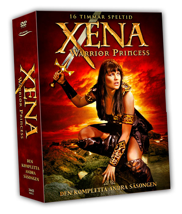 Xena - Warrior Princess - Volume 2